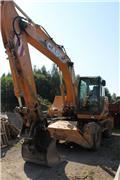 Case WX 145, 2007, Wheeled Excavators