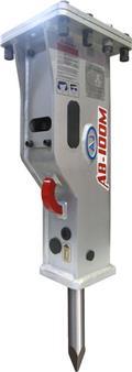 AJCE Europe AB100M, Hydraulic pile hammers, Construction Equipment