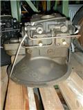 Rexroth A8VO80 LR3CH, Hidraulice