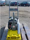 Wacker WP 1235A, Plate compactors, Construction