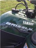 Yamaha Grizzly 450, 2016, ATVs