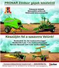 Pronar Zöldsor gépek, 2016, Egyéb szálastakarmányozási gépek