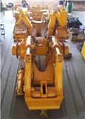 Komatsu D 375, 2008, Dozers