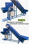 Burgonya mérlegelő Zsákoló mérleges futószalag, Echipament cartofi - Altele