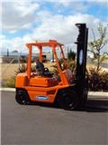 Toyota, Truck mounted forklifts