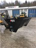XYZ sandspridare 800 L, Sand and salt spreaders