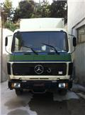 Mercedes-Benz 1419, 1984, Box trucks