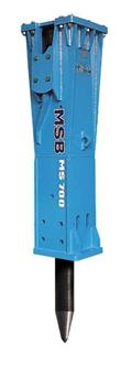 MSB MS700H, 2010, Hammers / Breakers