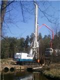 Soilmec R-12、1989、打樁機