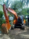 Hitachi EX 100-2, Mini excavators  7t - 12t