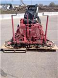 Allen Edger Riding Trowel Pro 900, 2005, Concrete Equipment