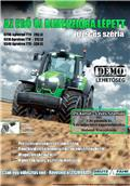 Deutz-Fahr 9340 Agrotron TTV, 2016, Traktorok