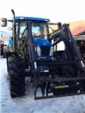 New Holland TS100A, 2003, Tractors