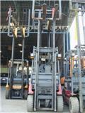 Nyk/Nichiyu FBT15pn, Chariots élévateurs électriques