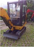 Caterpillar 301.6 C, 2007, Minikaivukoneet < 7t