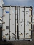 Carrier 2000, Contentores refrigerados