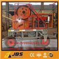 JBS Mini Diesel Engine Portable Jaw Crusher For Sale、2017、破碎機