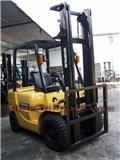 Caterpillar DP 25, Diesel trucks