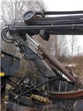 Ponsse HN125, Medienos transportavimo mašinų kranai