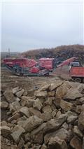 Terex Finlay J1160, 2012, Crushers