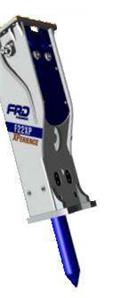 FRD Furukawa FX 15 FT, 2016, Hydraulik / Trykluft hammere