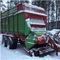 Strautmann Super-Vitesse 2H noukinvaunu, 2005, Keräävät noukinvaunut ja silppurivaunut