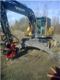 Volvo EC 160 D, 2012, Wheeled Excavators