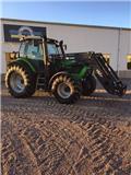 Deutz-fahr M 610, 2009, Tractors