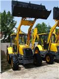 Fermec 860, Backhoe loaders, Construction Equipment