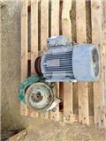 Leroy Somer Réducteur PB 2212、廢棄物/回收與採石設備零組件