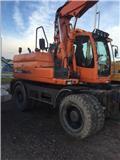 Doosan DX 140 W, 2008, Wheeled Excavators