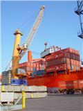 Портовый кран Liebherr LHM 400, 2004 г., 35000 ч.