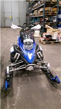 Yamaha Nytro XTX-MCX Turbo 270hk -09、2009、雪地摩托車