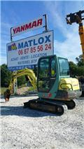 Yanmar B 25 V, 2006, Mini Excavators <7t (Mini Diggers)