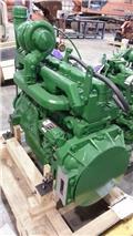 John Deere 6081T, Motores