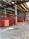 Bianchi, 2006, Otros equipamientos de construcción