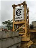 Comedil MCA 551, 1999, Башенные краны