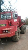 Terex 2566, 1997, Belden kirma kaya kamyonu