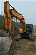 Hyundai Robex 3000 LC-7 A、2009、履帶式挖土機(掘鑿機,挖掘機)