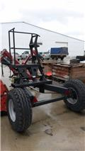 Gaspardo CARRIER 4T R11.5/80 ADJ TRACK, 2013, Прочие машины для внесения удобрений