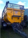 Wielton 18 ton、2016、傾卸式拖車