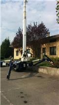 Cela DT 30, 2016, Telescopic boom lifts