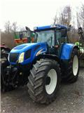 New Holland TVT190, 2004, Tracteur