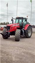 Massey Ferguson 6490, 2008, Traktorer