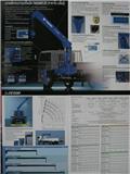 Tadano ZE500, 2011, Loader cranes