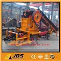 JBS 10TPH MOBILE TRACTOR JAW CRUSHER PLANT MTC2540、2017、破碎機