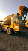 Carmix 5.5 XL, 2012, Concrete/mortar mixers