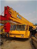 Kato NK 400 E V, 2006, All terrain cranes