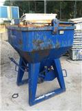 Secatol 1000L. / 2840Kg., 1990, Concrete accessories