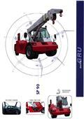 Bencini SP90 9 ton, 2013, Mini hijskraan
